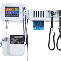Integrated Modular Wall Diagnostic Stations